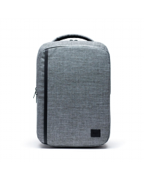 Travel Daypack Raven Crosshatch