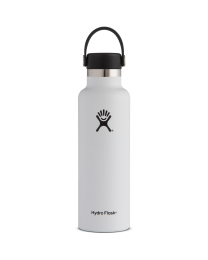 Hydro Flask 0,6 Liter WHITE