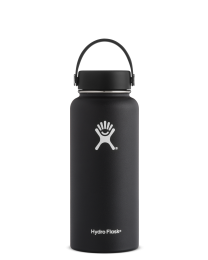 Hydro Flask 1 Liter BLACK